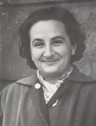 Janina Ludawska, Warszawa, lata 60. XX wieku.