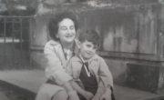 Janina Ludawska i Tomasz Ludawski, Warszawa, początek lat 60. XX wieku.