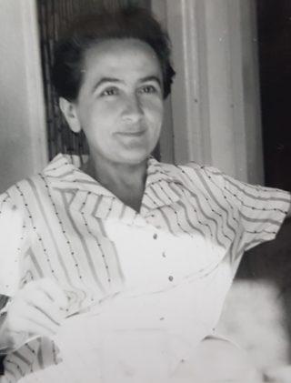 Janina Ludawska, Sztokholm, 1969 rok.