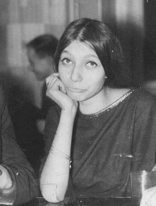 Eva Harley, Warszawa, lata 60.
