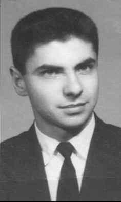 Jakub Gorfinkel, 1963 rok.