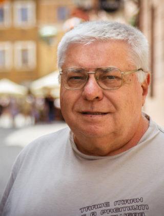 Jakub Gorfinkel, Lublin 2017 rok.