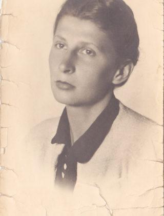 Ewelina Lipko-Lipczyńska, 1940