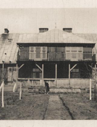Dom rodziny Szymańskich, Ostrowiec Świętokrzyski